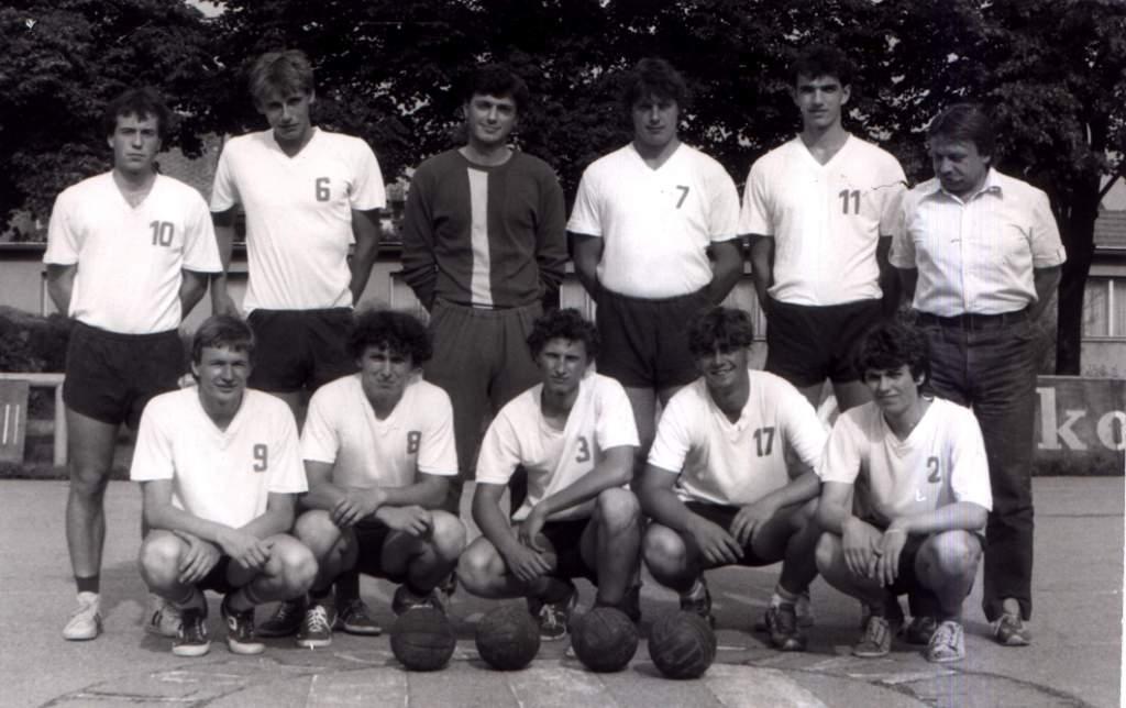 team 1985-1986a